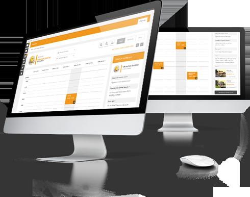 Synchronsisation de votre agenda au sein du logiciel immobilier Hektor