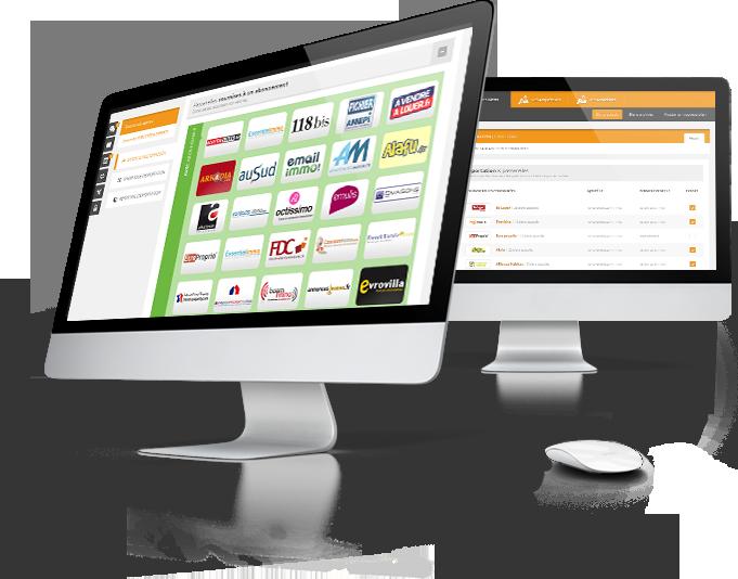 Export d'annonces immobilières avec le logiciel Hektor